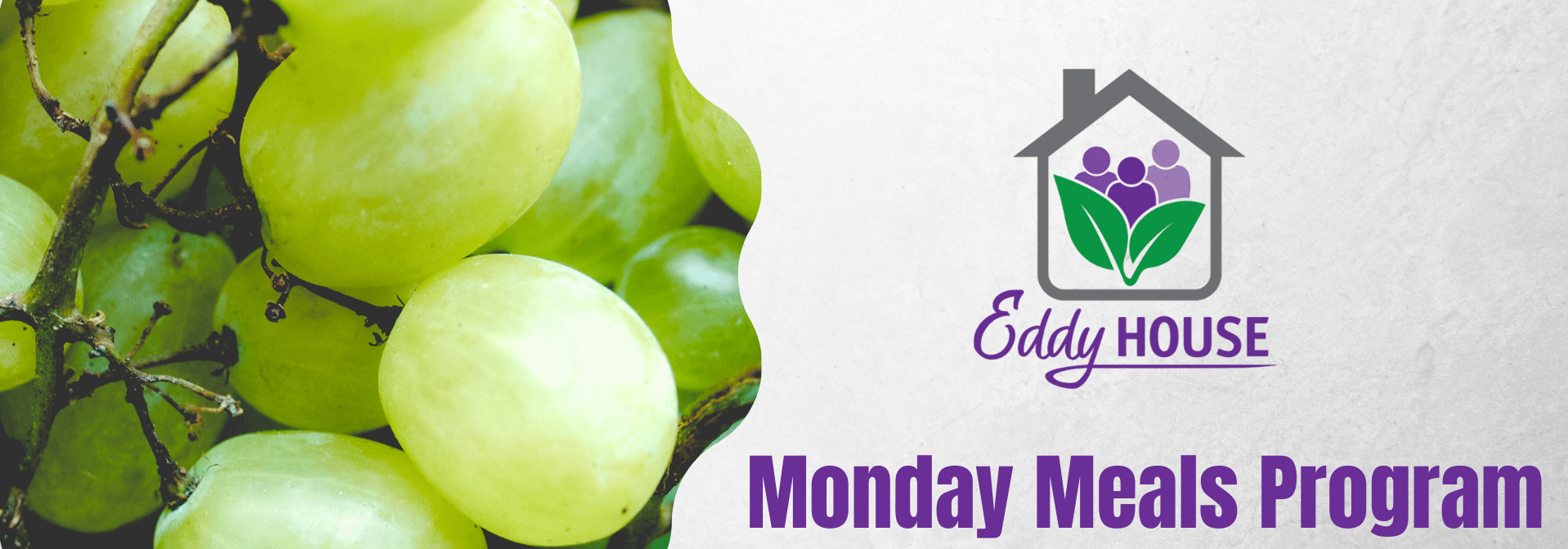 Eddy House and Good Shepherd's Monday Meals Program