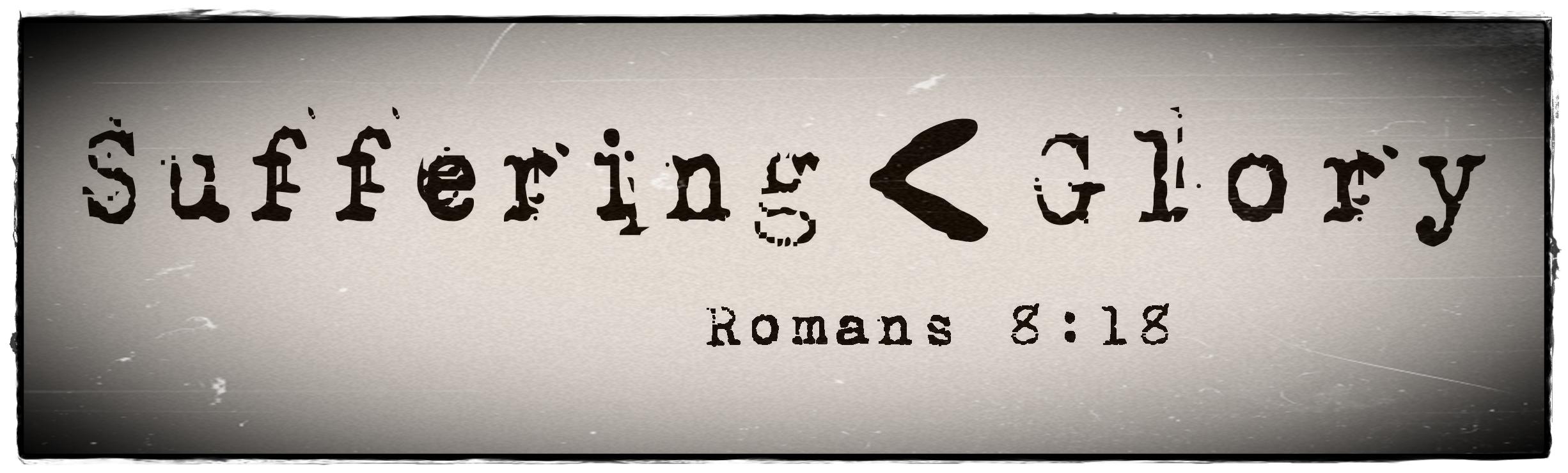20 July 2014 - Romans 8:18-25 - Holy Cross Lutheran Church