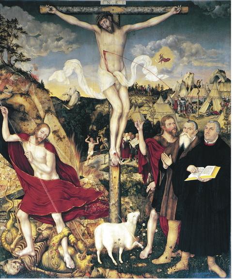 Lucas Cranach, Weimar Altar