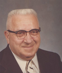Pastor Albert Krueger
