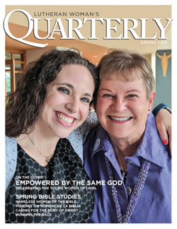 2019 Spring Quarterly Cover