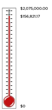 progress thermometer