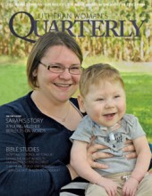 Winter Lutheran Women's Quarterly cover