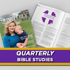 Lutheran Woman's Quarterly Bible Studies