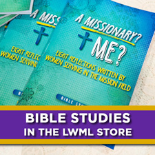 Bible Studies in the LWML Store