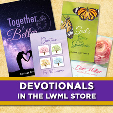 Devotionals in the LWML Store