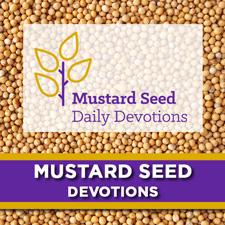Mustard Seed Devotions
