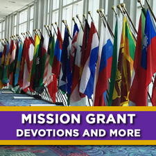 Mission Grant Devotions and More