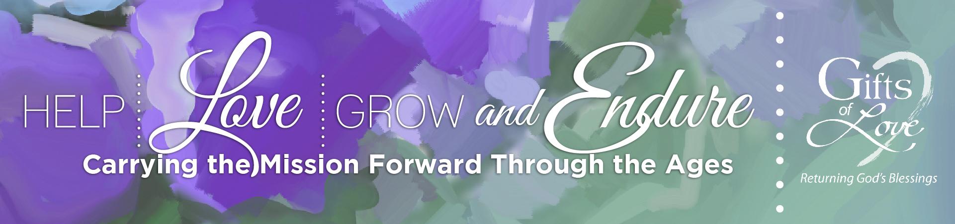 Help Love Grow