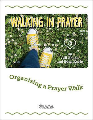 Walking in Prayer resource cover