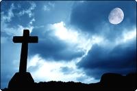 Fellowship Host (cross & moon)