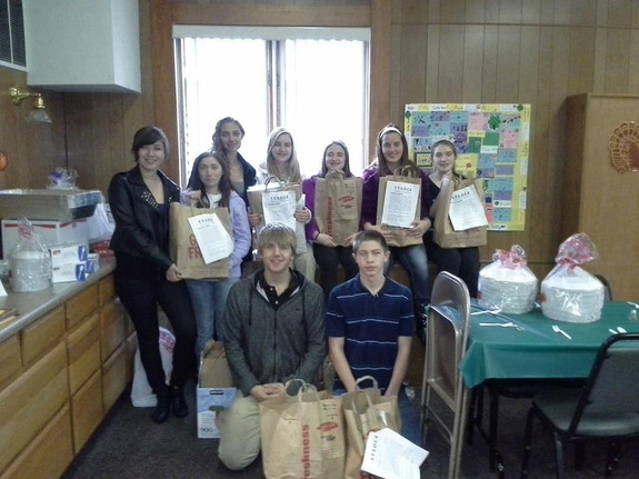 Redeemer Has Partnered With St. James The Less Catholic Parish To Provide  One Of Highlandu0027s Only Food Pantrys. Several Redeemer Events And Local Food  Drives ...