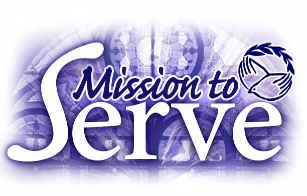 Mission to Serve