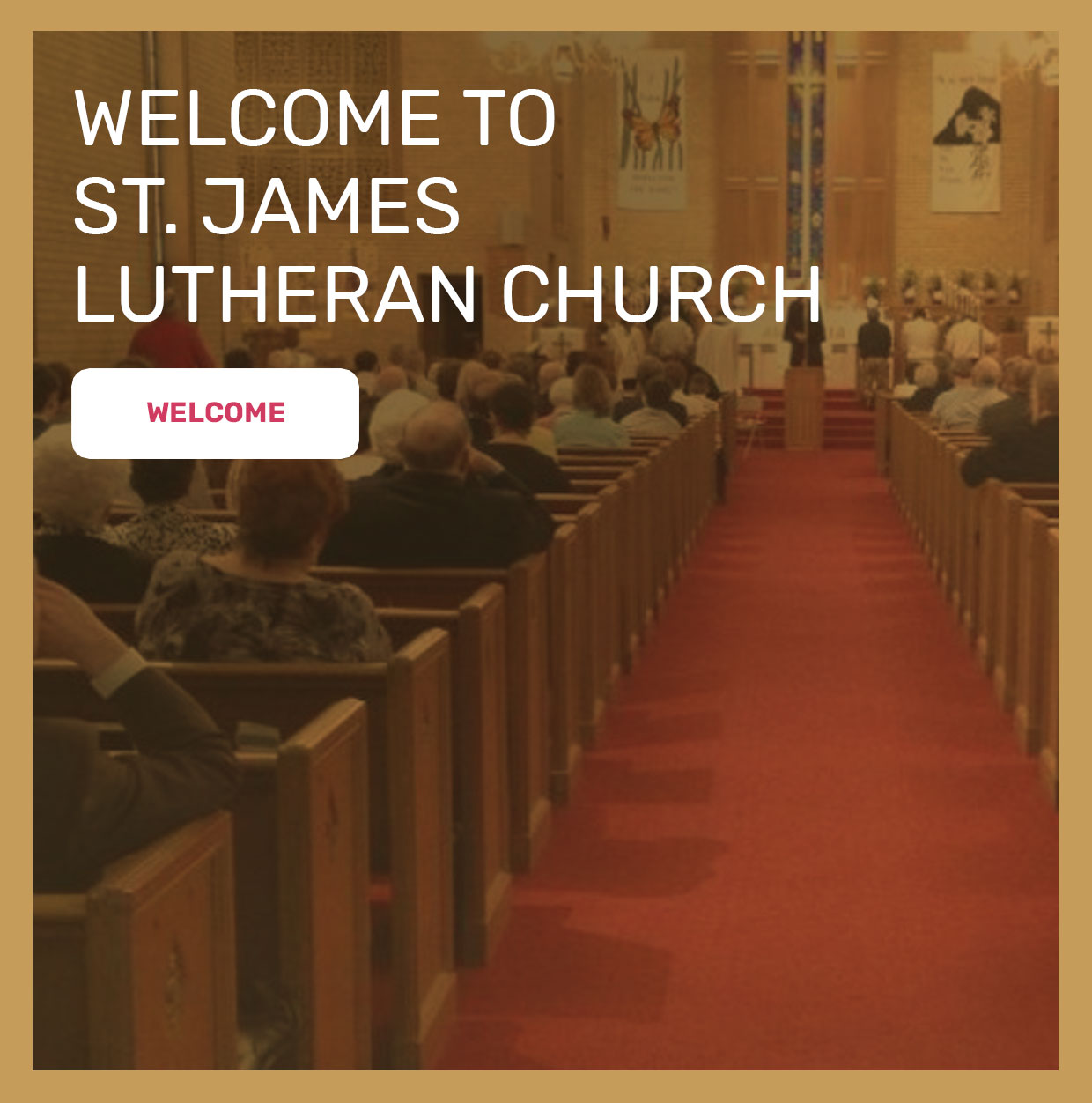 Welcome to St. James Lutheran Church