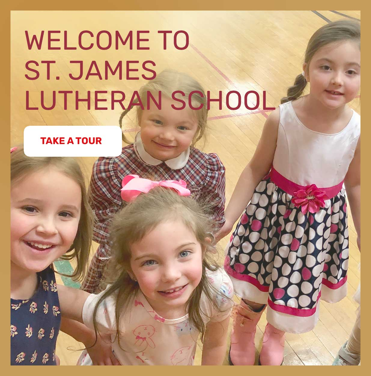 Take a tour of St. James School