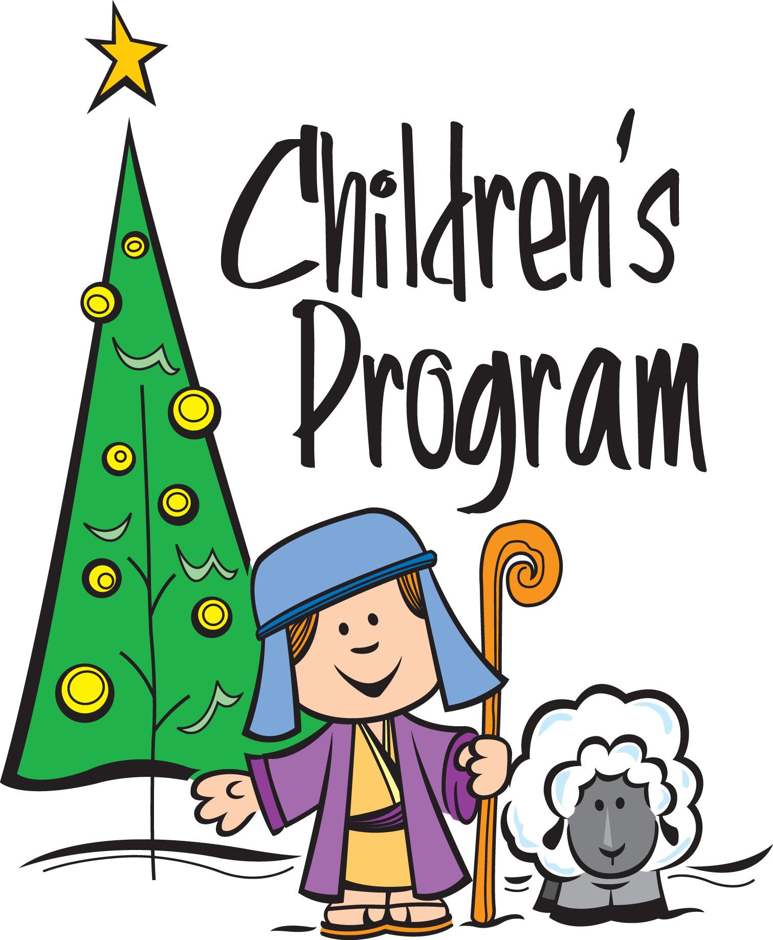 childrens christmas program 2018
