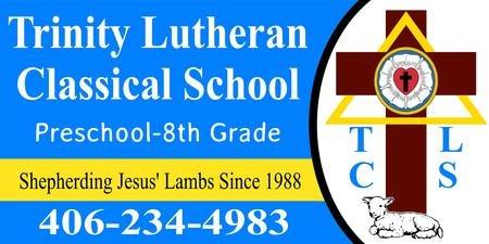 Trinity Lutheran Classical School (Preschool - 8th Grade)