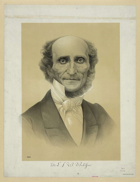 Dr. C.F.W. Walther, the first President of the LCMS